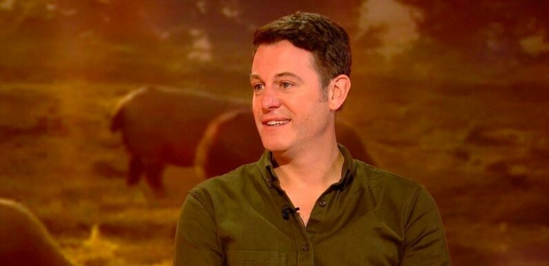 Dan Walker hits out at annoying Matt Baker as he says wife is in love with him