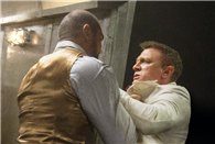 Daniel Craig Recalls Breaking Dave Bautistas Nose on Spectre and Running Away Scared