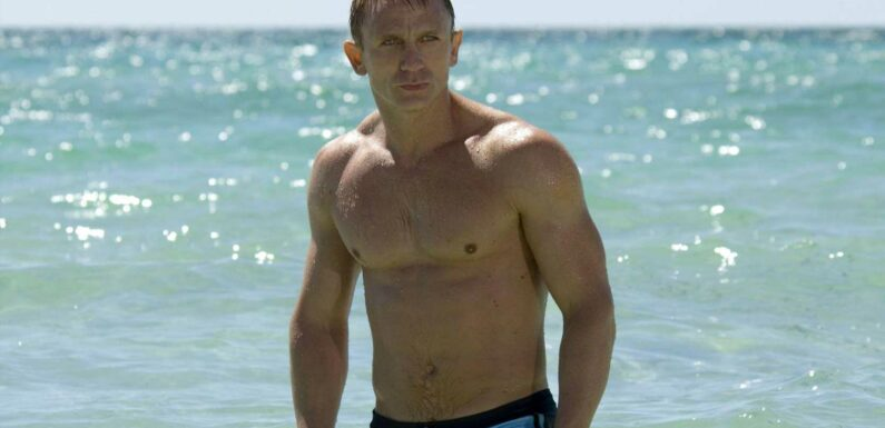 Daniel Craig says James Bond shouldn't be played by a woman – but they should be written 'better parts'