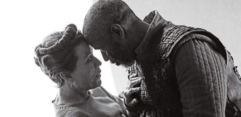 Denzel Washington, Frances McDormand Bring Joel Coens The Tragedy of Macbeth to the Oscars Race