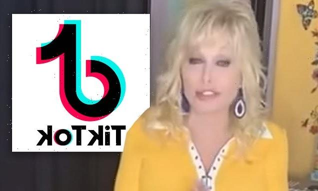 Dolly Parton's TikTok account banned by the app for being a fake
