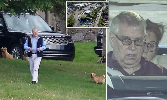 EDEN CONFIDENTIAL: Prince Andrew may be trapped in Balmoral