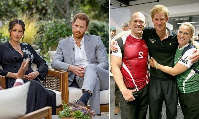 EDEN CONFIDENTIAL: Royal Family want to punch Harry, Mike Tindallsays