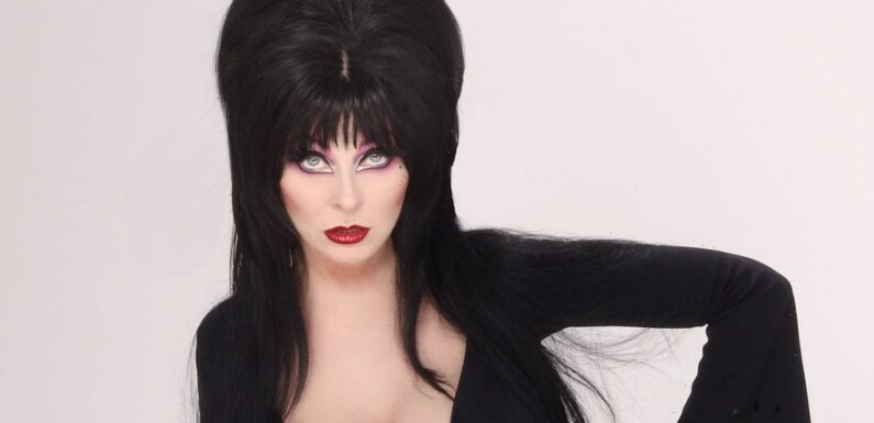 Elvira Opens Up About 'Sort of' Coming Out, Reveals Some Friends Had 'Hard Time' Accepting It (Exclusive)