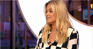 Emily Atack says she gets 'nervous' on TV as she's scared of getting cancelled