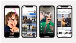 Facebook Is Launching Reels, Its TikTok Copycat Feature, in the U.S.