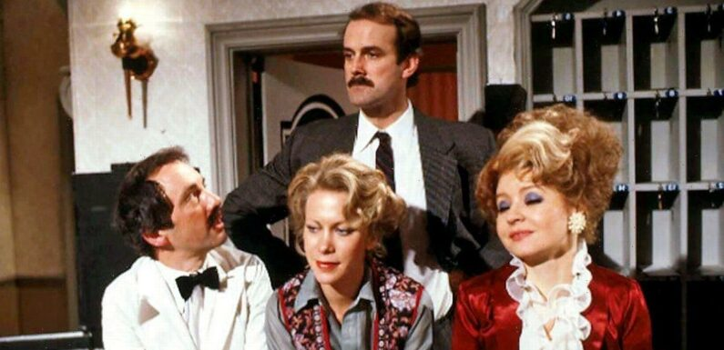 Fawlty Towers cast 46 years on –sex scandal, £12m divorce and serious illness