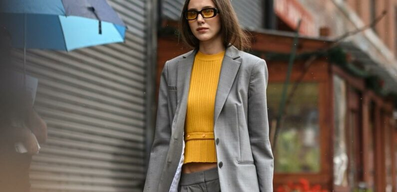 Get Ready to Serve Looks This Fall With These Exciting Tips on Colorful Layering