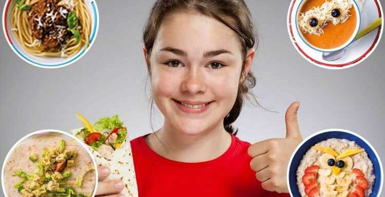 Get your kids to eat their greens with family-friendly veggie recipes