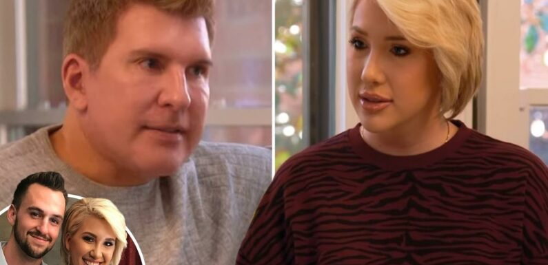 Growing Up Chrisley patriarch Todd Chrisley tells Savannah to 's**t or get off the pot' in on-off romance with ex Nic