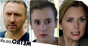 Holby City spoilers: Danger for Evie as Jeni kidnaps her and flees the country?