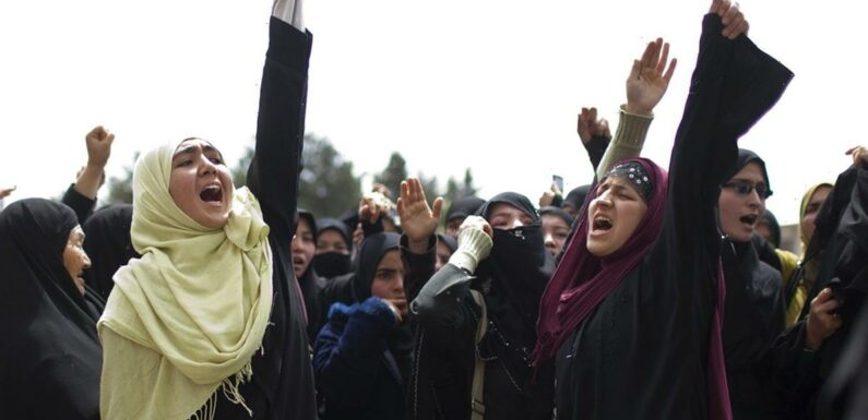 How to Help Women in Afghanistan Following the Taliban's Seizure of Kabul
