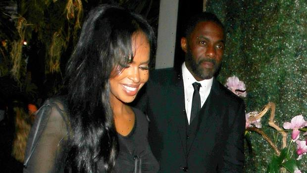 Idris Elba's Wife Sabrina Looks Sensational In Sheer Dress At 'Bond' Premiere After-Party