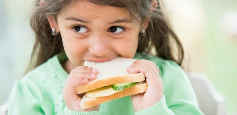 I'm a dentist and this is why I'd never feed my kids chips or too much bread – it's nearly as bad as sugar