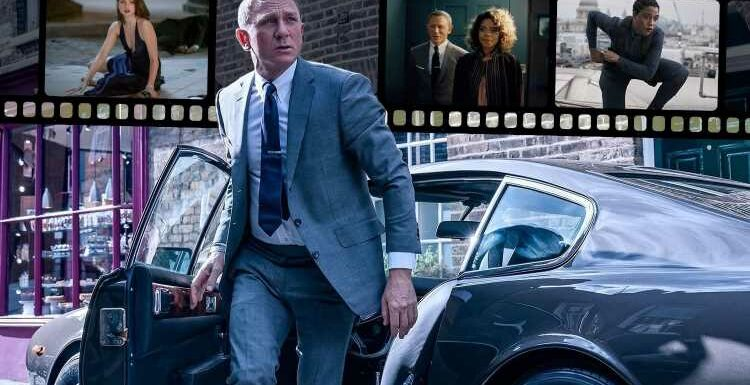 In No Time To Die Daniel Craig exits the Bond franchise with a bang