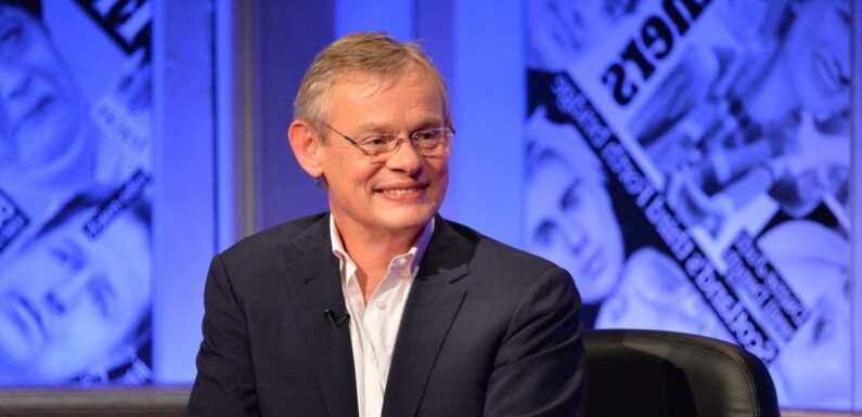 Inside Martin Clunes wild life – famous dad, bitter split and huge £14m fortune