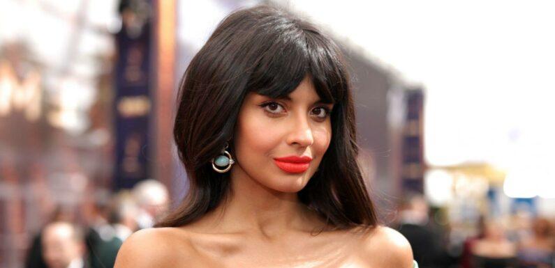 Jameela Jamil Just Debuted Pumpkin-Colored Hair