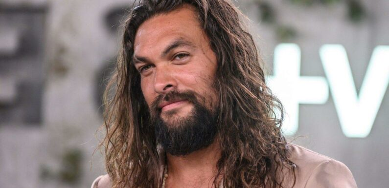 Jason Momoa Has Some Pretty Amazing Cameras He Travels With