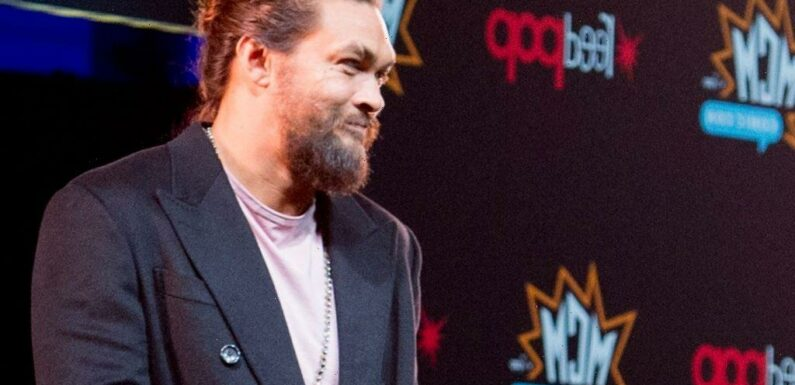 Jason Momoa and Dave Bautista Are Reportedly Working on a Buddy Cop Movie