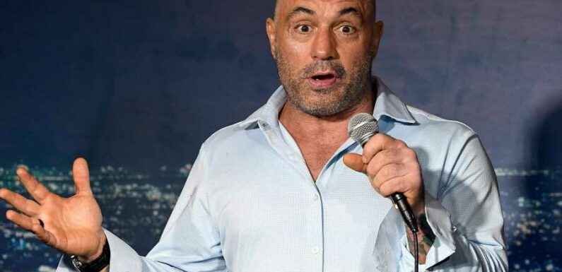 Joe Rogan Shares Video That Seems to Link Proof-of-Vaccine Requirements to Holocaust