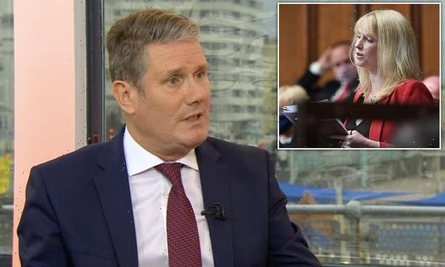Keir Starmer: 'Not right' to say 'only women have a cervix'