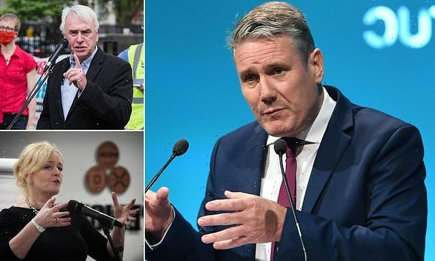 Labour left accuses Starmer of 'grubby stitch-up' of party rules