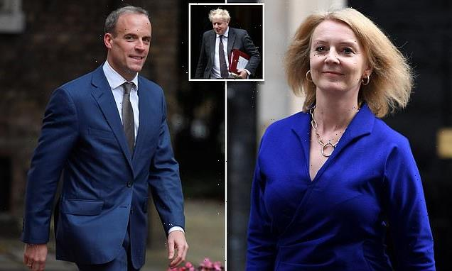 Liz Truss replaces Dominic Raab as Foreign Secretary