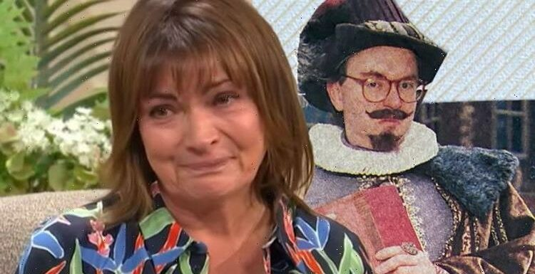 Lorraine Kelly reacts as former TV-am co-star dies 'Funny and smart as a whip'