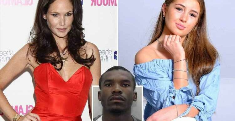 Love Island star Georgia Steel's footballer ex is jailed after conning Thierry Henry's model ex-wife in a £160,000 scam