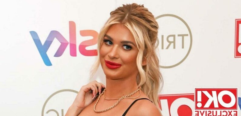 Love Island's Liberty says her and Jake are 'still civil' but she's 'focussing on herself'