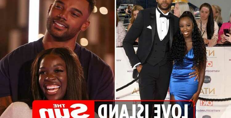 Love Island's Kaz and Tyler are already talking babies just THREE weeks after going official