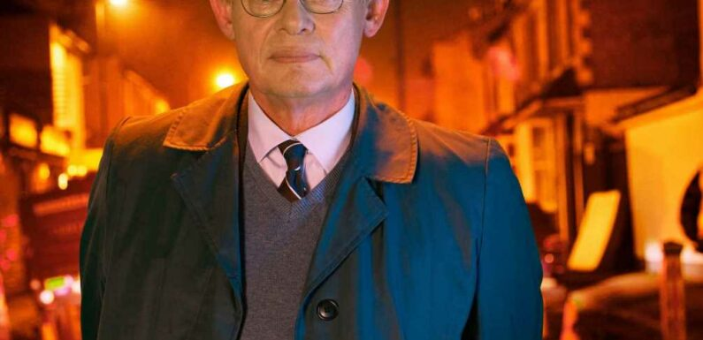 Manhunt viewers beg for a THIRD series of the ITV crime drama after getting 'hooked' on Martin Clunes' mystery