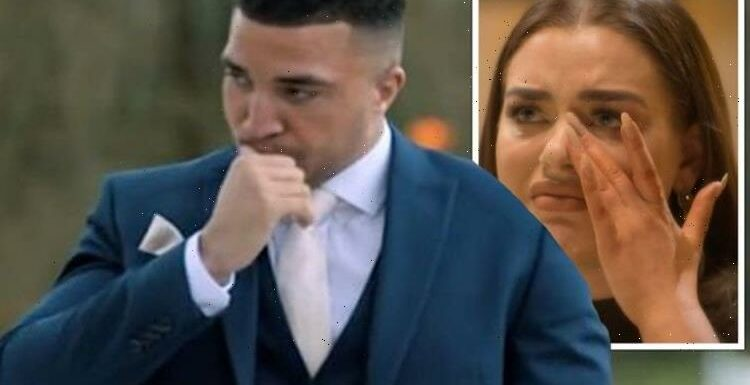 Married At First Sight's Josh on Amy relationship crisis 'Had enough'