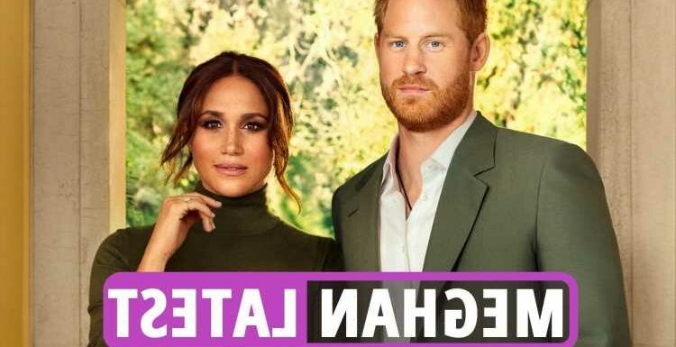 Meghan Markle latest news: Prince Harry 'like a fish pulled from water' & Meg 'looking dominant' in Time 100 photo shoot