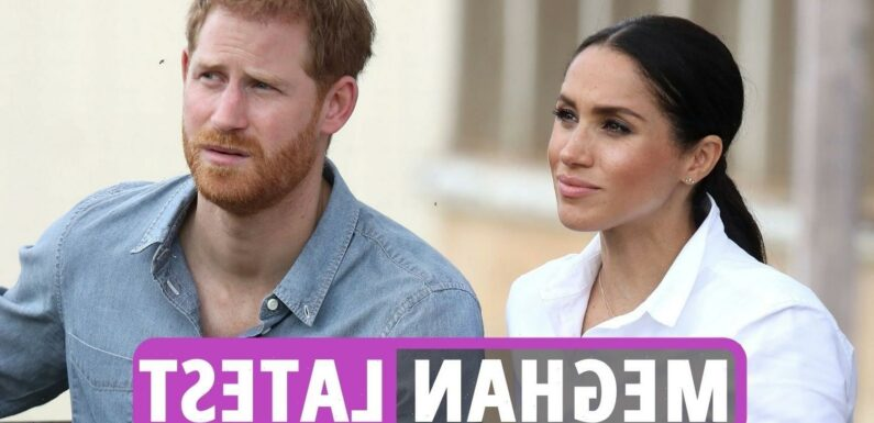 Meghan Markle latest news –  Top royals want to PUNCH Prince Harry after recent shocking behaviour, Mike Tindall jokes