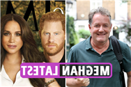 Meghan Markle news:Duchess 'power of the family & Harry her support act' as Piers Morgan mocks Time Mag cover on Twitter