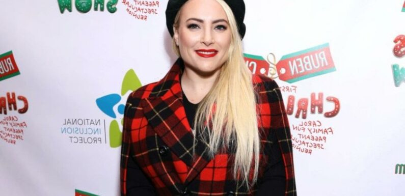 Meghan McCain Labels Her Critics People With 'Severe Daddy Issues'