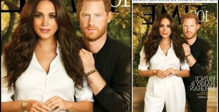 Meghan looks 'powerful' in all white for new photo – 'sums up who Harry and Meghan are'