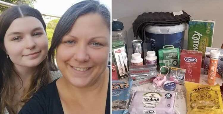 Mum makes helpful university pack for daughter and people are praising her for including condoms