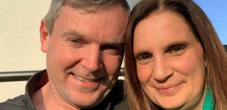 Mum-of-22 Sue Radford whisked away on lavish 29th wedding anniversary trip