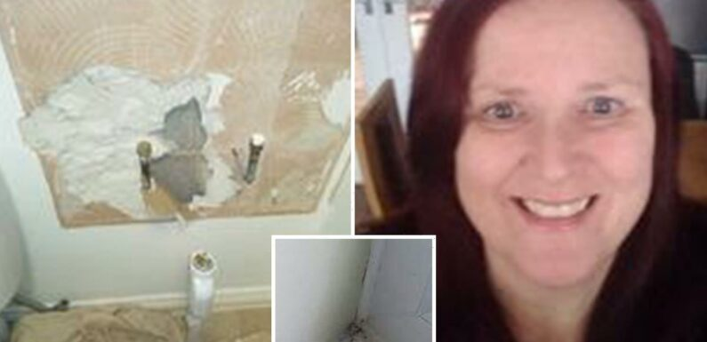 Mum-of-two says she was 'sold a dream but got a nightmare' after £310,000 Taylor Wimpey came with backwards windows
