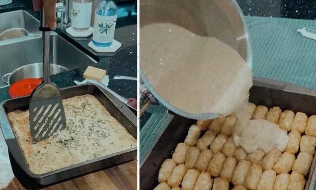 Mum's simple potato gem bake wows thousands online