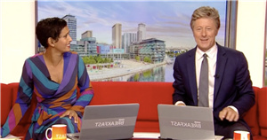 Naga Munchetty fumes at Charlie Stayt as she asks 'what is wrong with you'