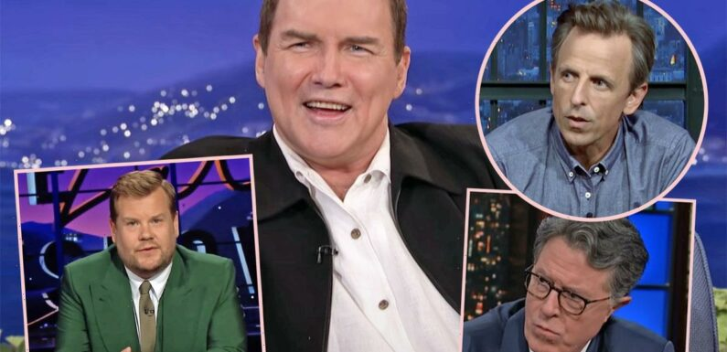 Norm Macdonald Remembered By Late Night Hosts In Poignant Tributes