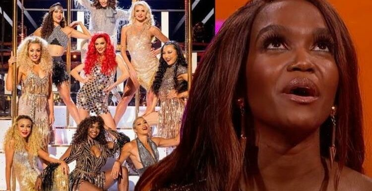 Oti Mabuse was branded 'so irresponsible' by Strictly co-star after flooding their flat