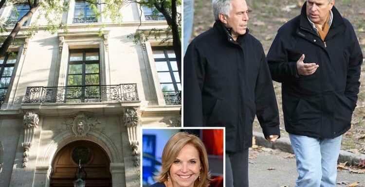 Prince Andrew attended creepy Jeffrey Epstein party where girls 'looked very young', new book claims