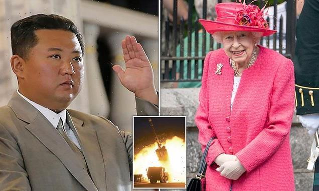 Queen sparks a backlash after sending a message to Kim Jong-un