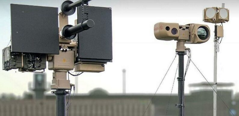 RAF nabs deadly 'Ninja' hacking tech from US troops to crack down on drones