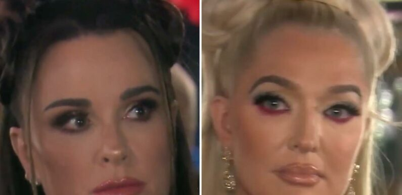 RHOBH's Kyle DEMANDS Erika 'apologize' in finale preview after star is slammed for 'not addressing ex's fraud victims'
