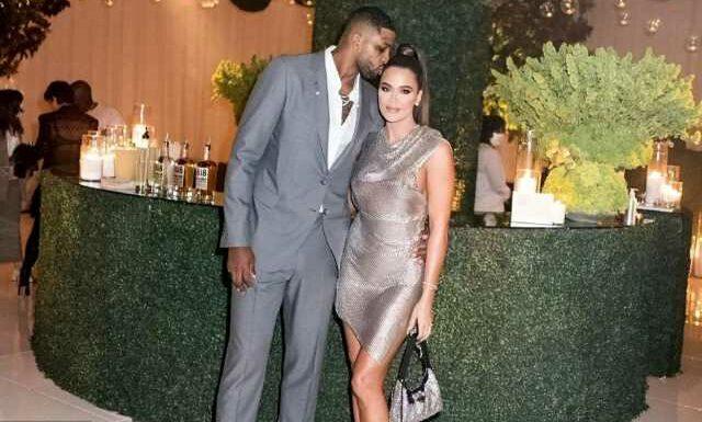 Report: Tristan Thompson Still Very Flirty With Khloe Kardashian